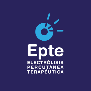 logotipo EPTE fondo azul